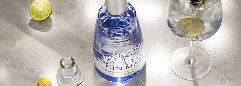 In deze gin komt het beste van verschillende Mediterrane landen samen