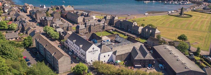 Glen Scotia: één van de oudste distilleerderijen van deze regio