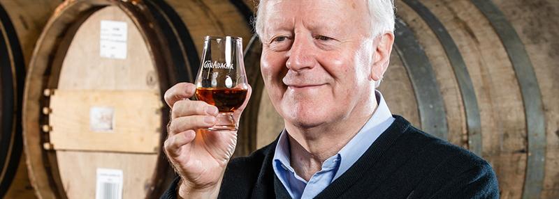 Billy Walker: de maker van alle nieuwe GlenAllachie whisky