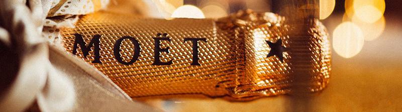 Geniet éxtra tijdens de feestdagen met Moët & Chandon Brut
