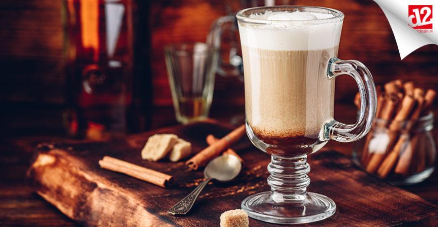 Irish Coffee maken? Dat doe je zo!