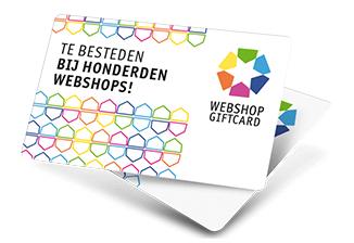 Koop een webshop giftcard, nu in te wisselen bij DrankDozijn