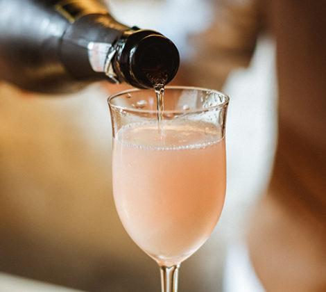 Cocktails met champagne: 3 recepten