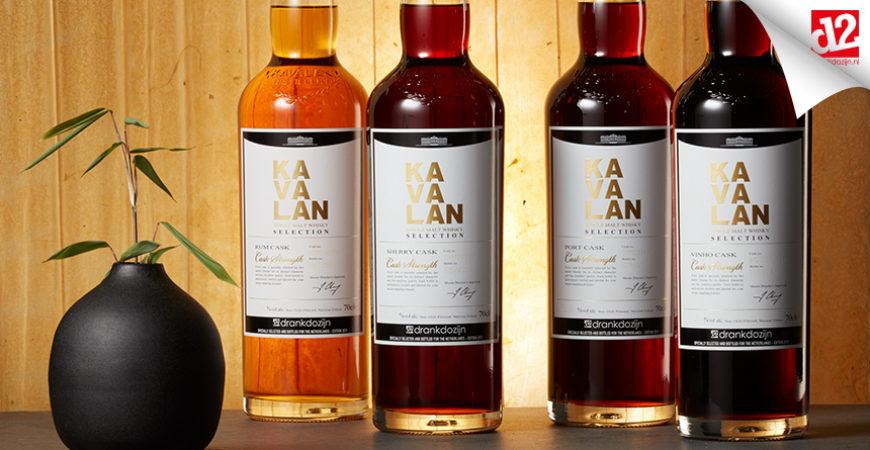 DrankDozijn Kavalan whisky!