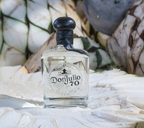 Don Julio Añejo Claro: een nieuwe tequila!