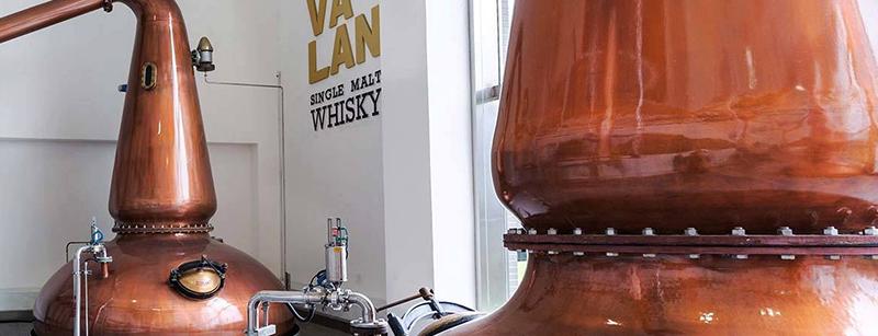 Kavalan whisky's ademen vakmanschap