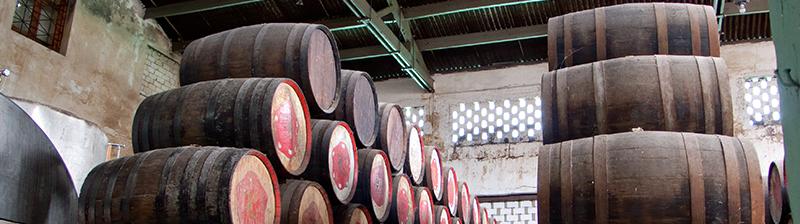Gerijpte rum is ideaal om puur te drinken