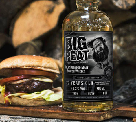 Big Peat The Black Edition – 27yo