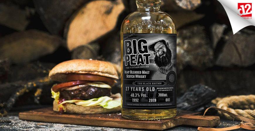 Big Peat The Black Edition – 27yo