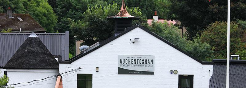 Auchentoshan: driemaal gedistilleerde Lowland whisky