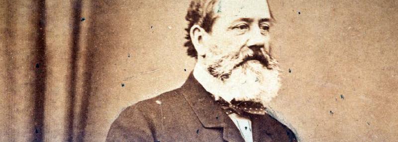 Charles Tanqueray: de man achter de gin