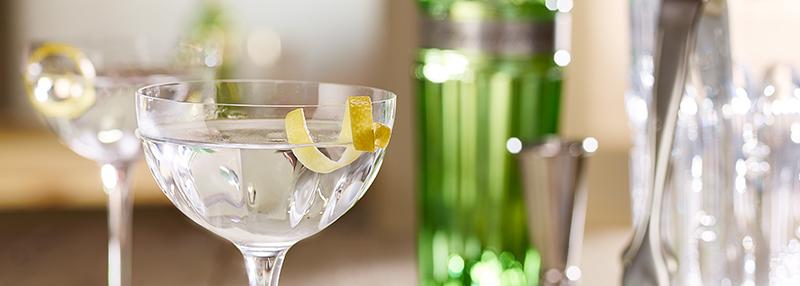 Martini maken? Volg de stappen uit ons blog