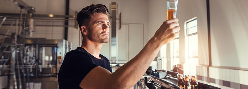 Filteren van bier