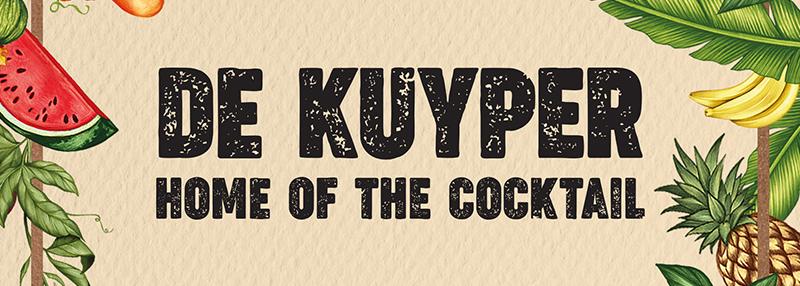 De Kuyper; de basis van uiteenlopende cocktails