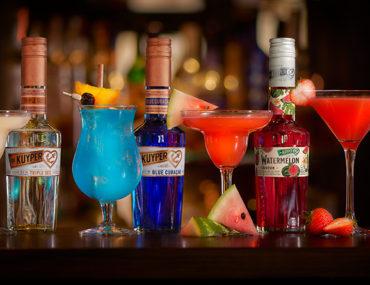 4 cocktails met De Kuyper