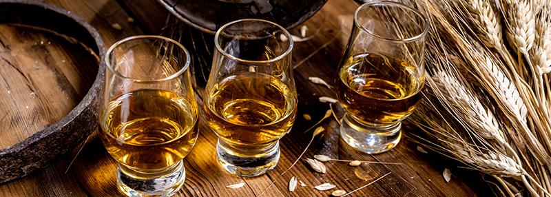 Blended en Blended Malt whisky's ontdek je hier