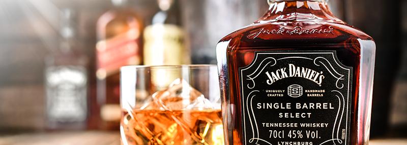 Jack Daniels Tennessee Whiskey
