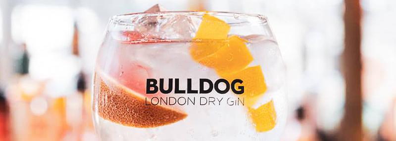 Maak een Bulldog gin-tonic, volg de stappen