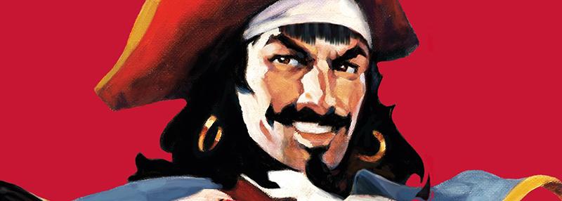 Maak kennis met Captain Morgan