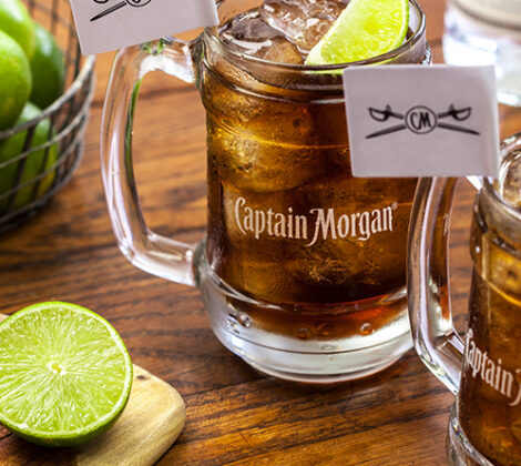 Captain Morgan: lees alles over de rum