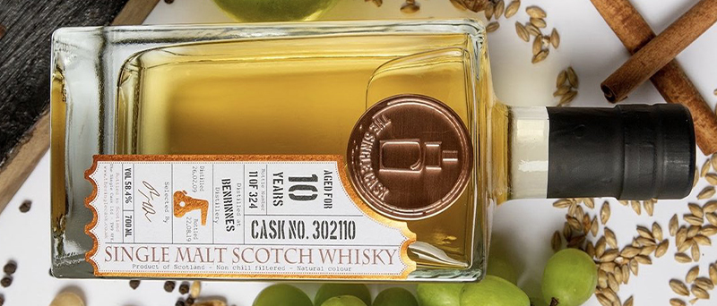 The Single Cask Benrinnes 10 years
