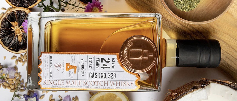 The Single Cask Tobermory 24 years