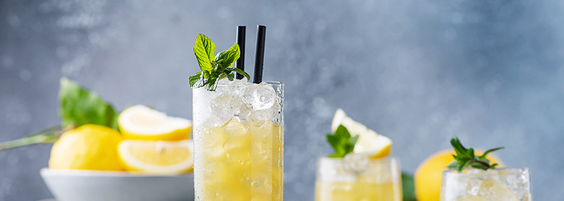 Lemon Drop cocktail recept
