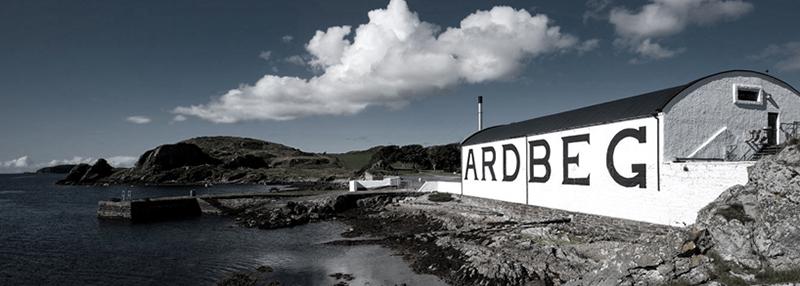 Ardbeg is één van de meest populaire merken van Islay
