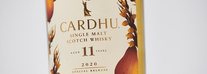 Cardhu 11 years