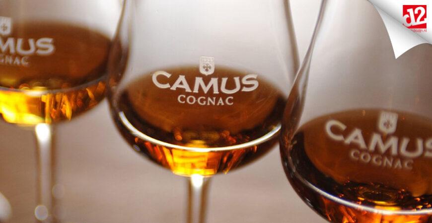 Camus cognac: lees alles over het merk
