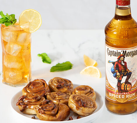 3 Captain Morgan Cocktails | Recepten