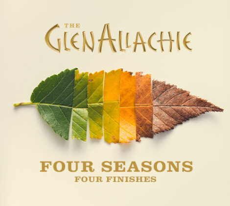 GlenAllachie Four Seasons: single cask whisky