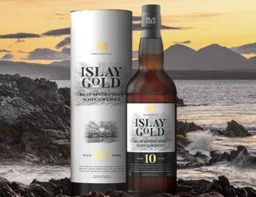 Islay Gold whisky: mysterieus & rokerig