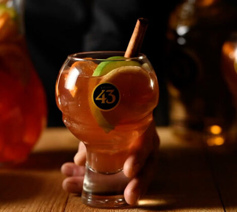 Licor 43 Winter Sangria | Recept