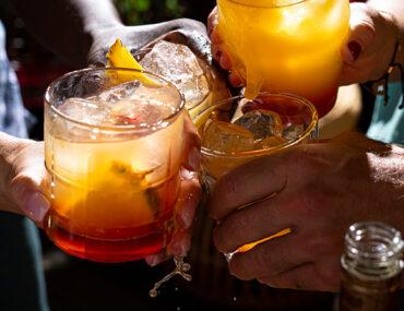 Mixen met Captain Morgan: Cool Captain Cocktails