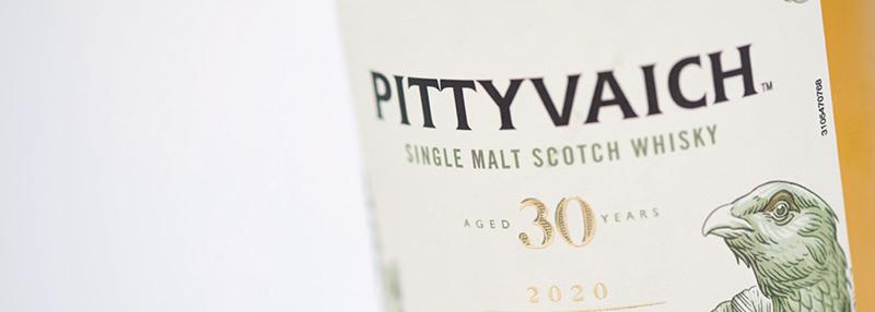 Pittyvaich 30 years