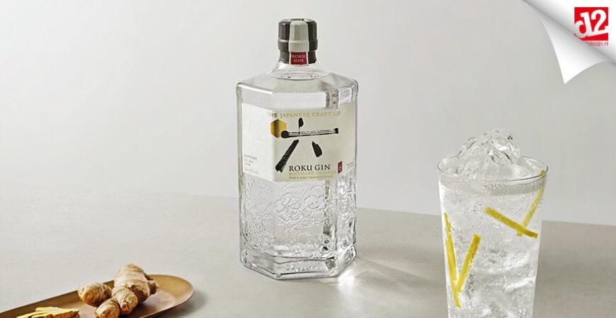 Roku Gin uit Japan: lees er alles over