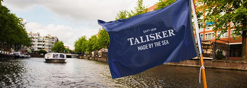 Talisker Boat Experience: Amsterdam