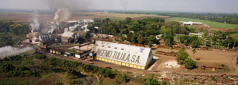 de productie van Zacapa rum