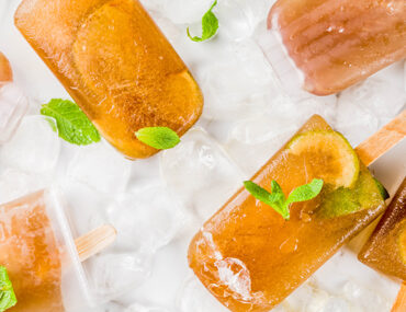 Zelf alcohol ijsjes maken: 3 recepten